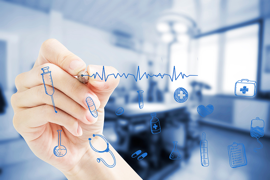 智慧医疗进入高速增长期,未来自己给自己看病
